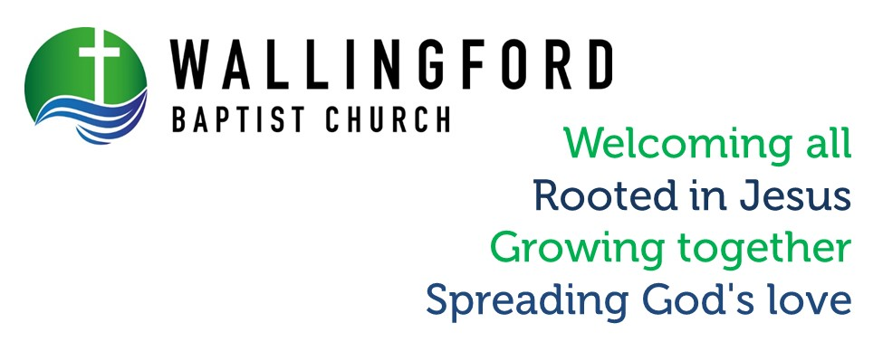 welcoming all, rooted in Jesus, growing together, spreading God's love