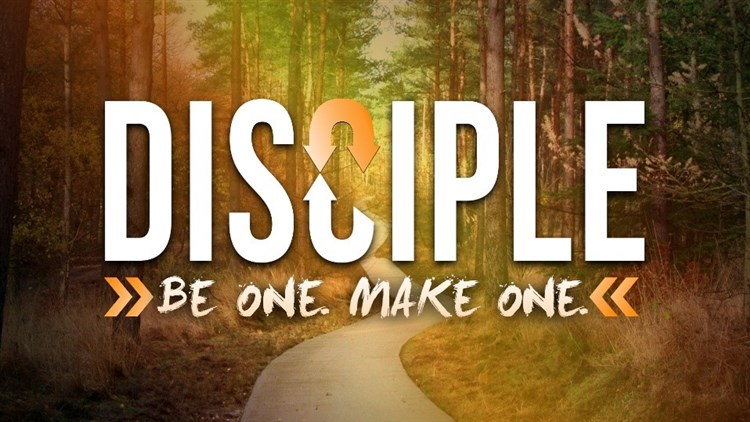 disciple be one make one jpg